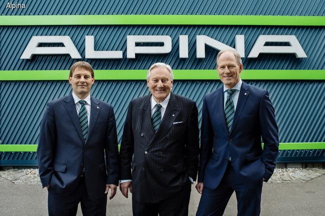 Компания Alpina разменяла «полтинник»