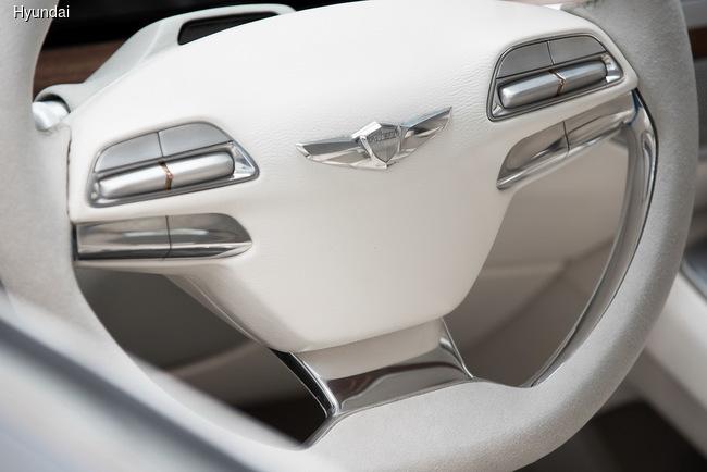 Hyundai показал наследника Genesis
