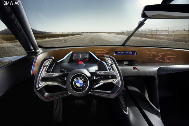 BMW презентовала концепт 3.0 CSL Hommage R