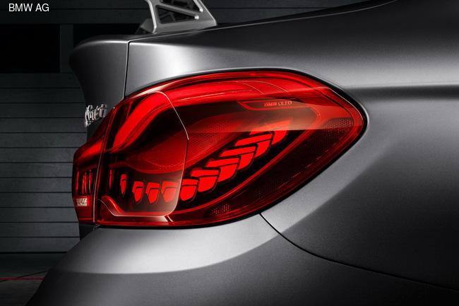 Концептуальный BMW M4 GTS дебютирует в Калифорнии