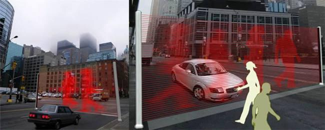 Светофоры станут лазерными