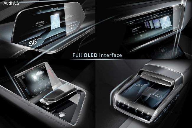 Audi привезет во Франкфурт электрический кроссовер