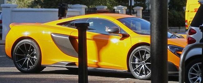Джереми Кларксон купил McLaren?