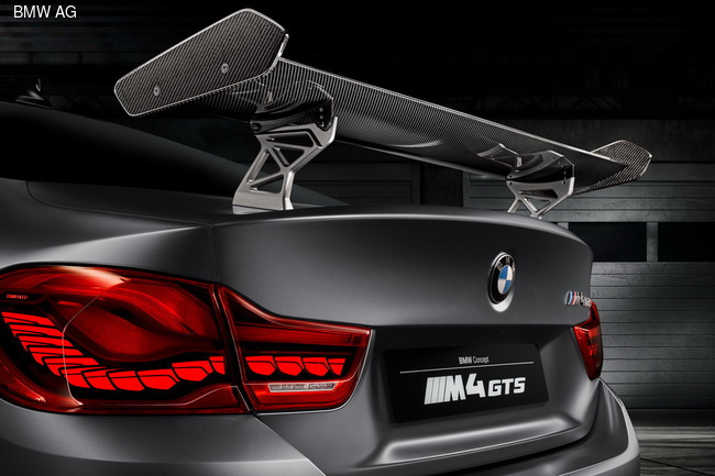 BMW Concept M4 GTS продолжает традиции
