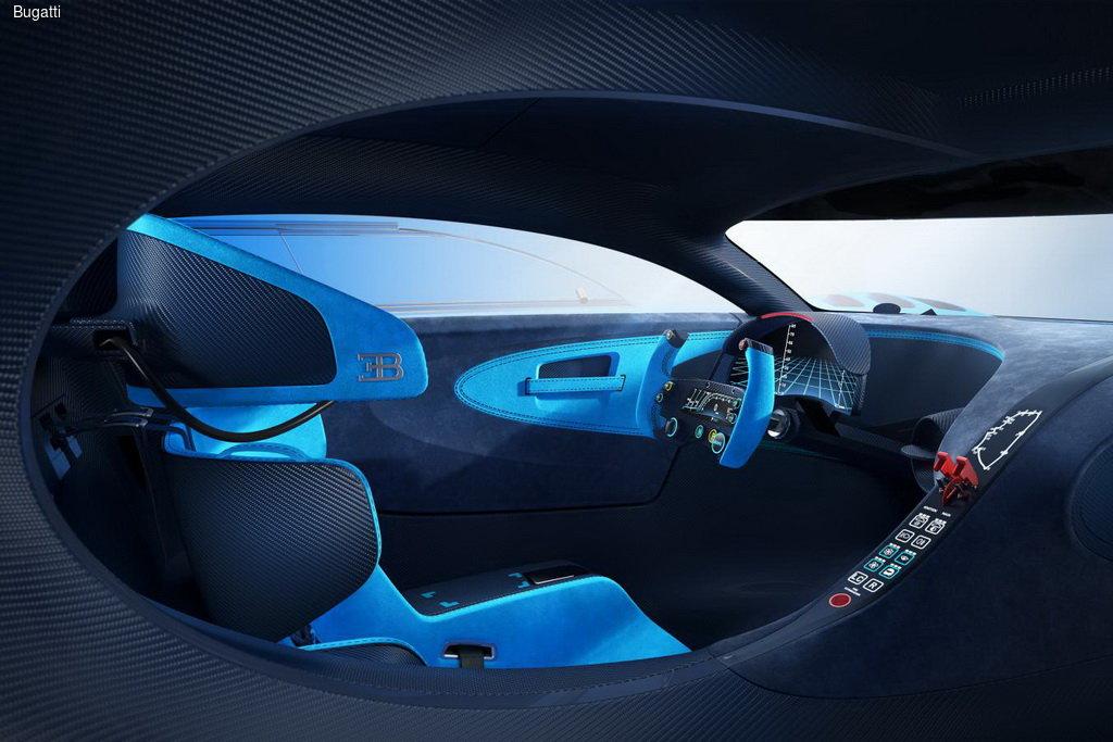 Bugatti ввязалась в Gran Turismo