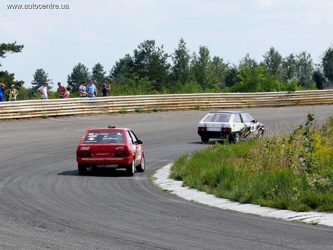 Чемпионат Украины по кольцевым гонкам: Очередной праздник скорости