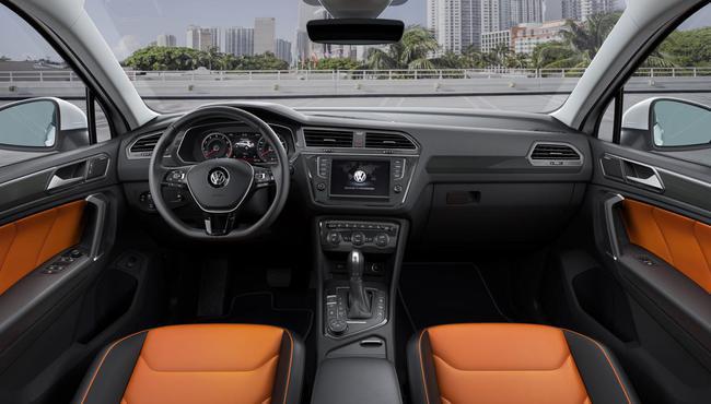 Volkswagen представляет совершенно новый Tiguan