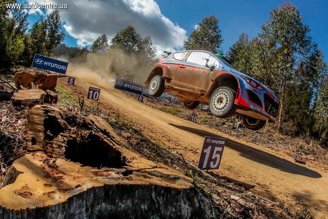 WRC, Ралли Австралии: Теперь трехкратный!