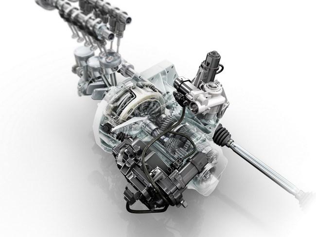 Роботизированная коробка передач Easy-R будет доступна для машин Renault Logan, Logan MCV, Sandero и Sandero Stepway