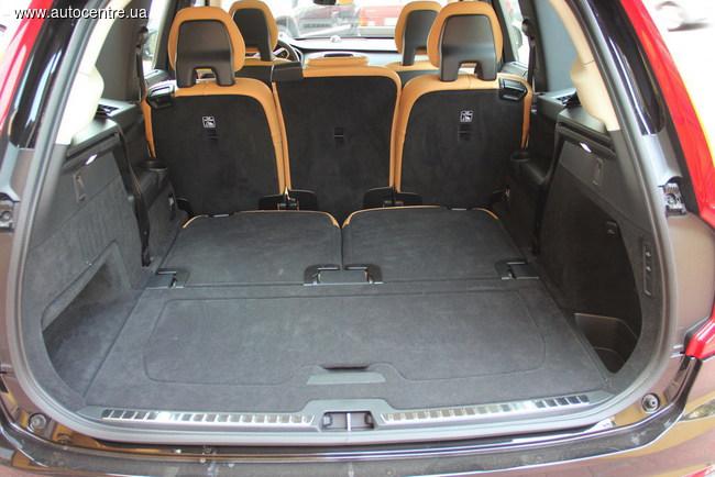 Тест-драйв Volvo XC90: Характер нордический?