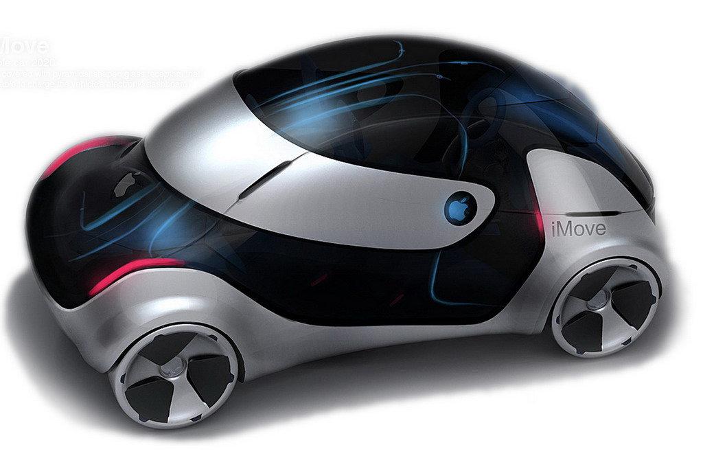 Над электромобилем Apple будут работать 1800 человек