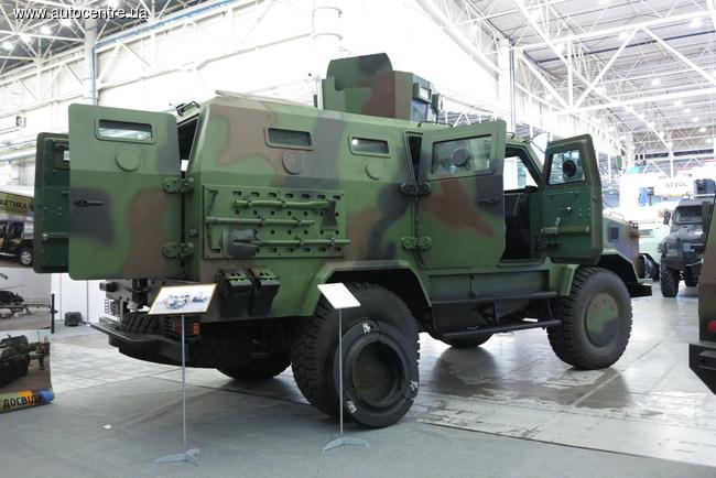 Бронеавтомобиль «Козак 2»