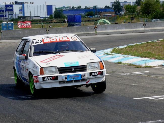 Чемпионат Украины по кольцевым гонкам: Финальный отсчет начинается