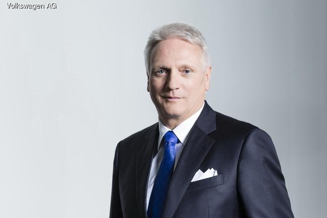 Маттиас Мюллер назначен шефом Volkswagen Group