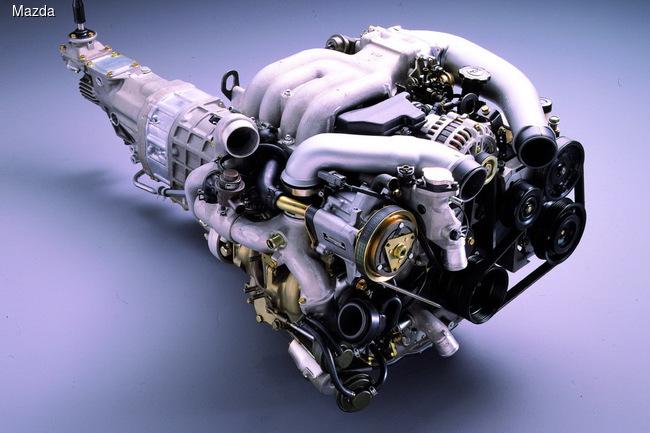 Mazda возрождает свои роторные модели