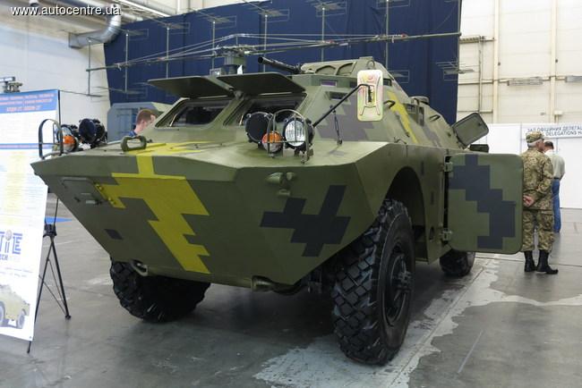 БРДМ-2 до модернизации и после