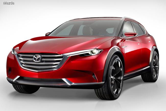 Мировая премьера нового спортивного концепта от Mazda