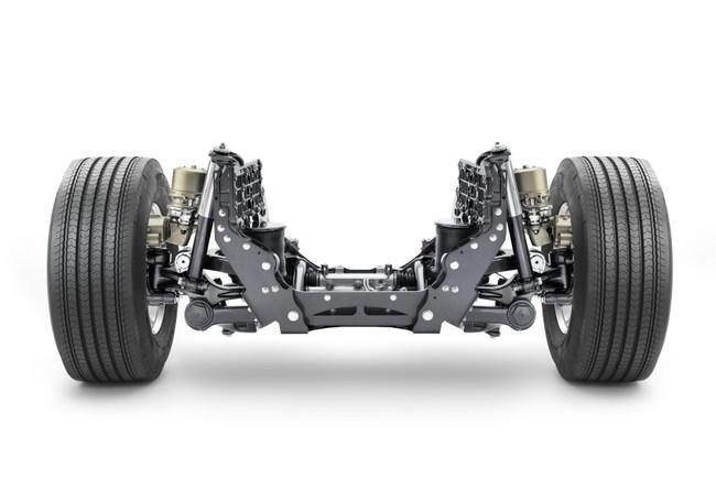 Грузовики Volvo получили уникальную комплектацию