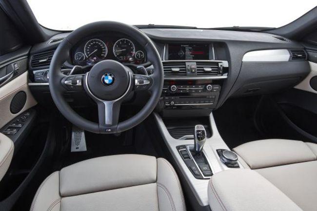 На рынок выходит BMW X4 M40i