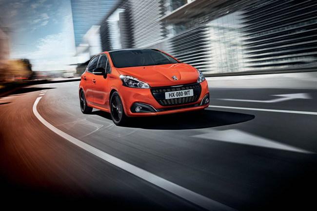 В Украине стартовали продажи обновленного Peugeot 208