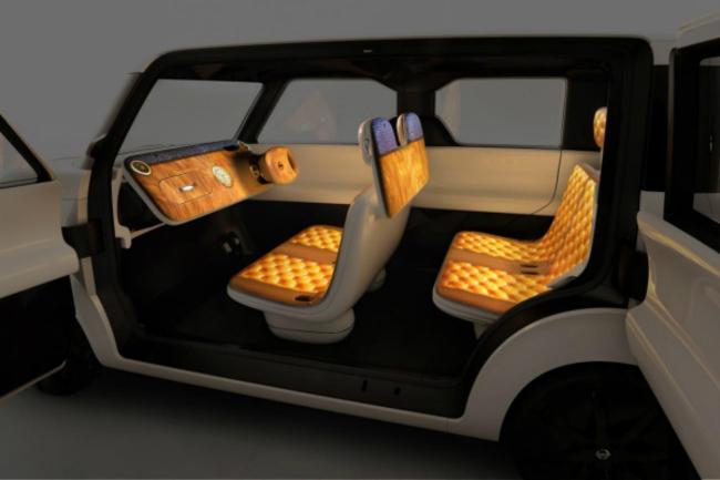 Nissan представит «смартфон на колесах»