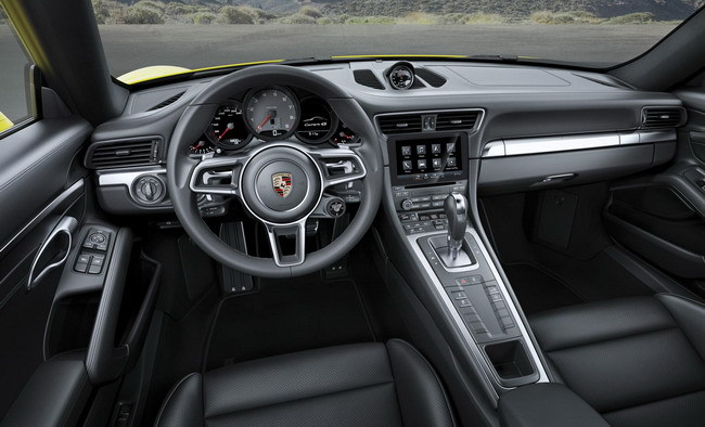 Porsche 911 Carrera 4 и 911 Targa 4