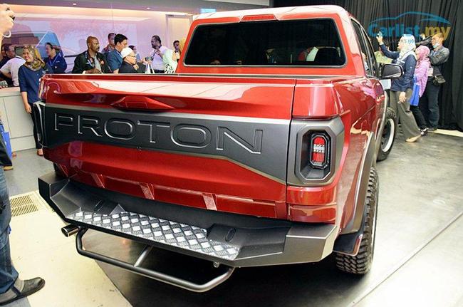 Proton показал большой пикап