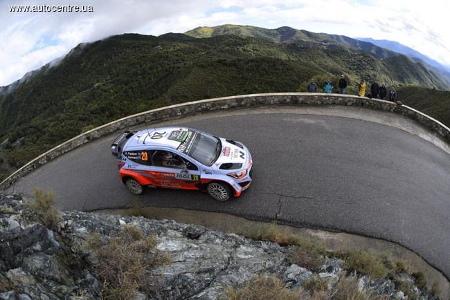 WRC, Ралли Франции: Тур де Корс во власти стихии