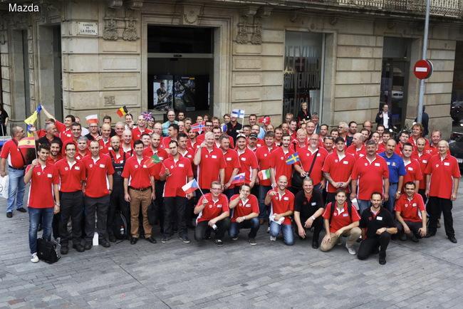 В Барселоне названы победители соревнований MazTech