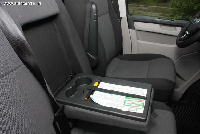 Тест-драйв: VW Transporter в шестом колене