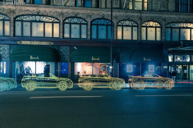 Range Rover станет кабриолетом + (ВИДЕО)