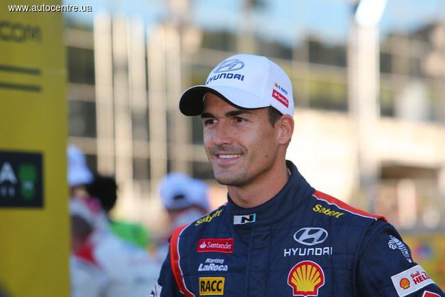 WRC: Hyundai понизил статус первого номера команды