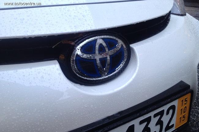 Тест-драйв водородного автомобиля Toyota Mirai