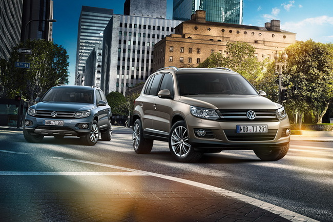 Распродажа Volkswagen Tiguan: последние автомобили со скидками до 140 000 грн.!