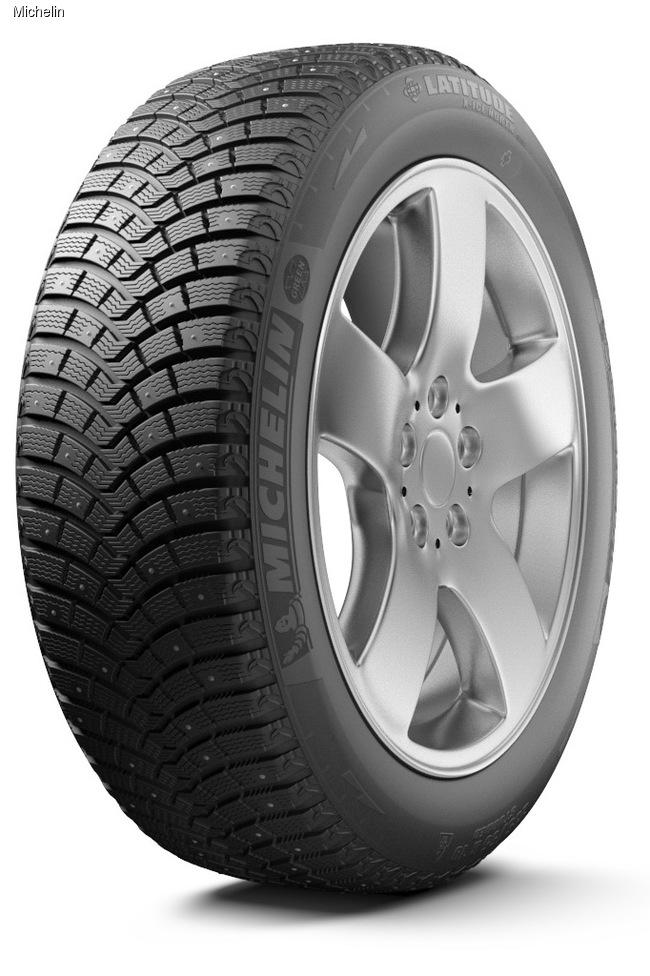 Michelin презентовала новую зимнюю шину для внедорожников