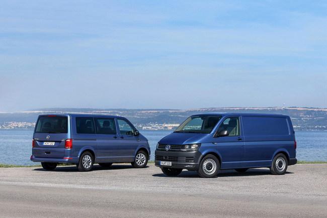 Volkswagen подвел итоги продаж развозных моделей