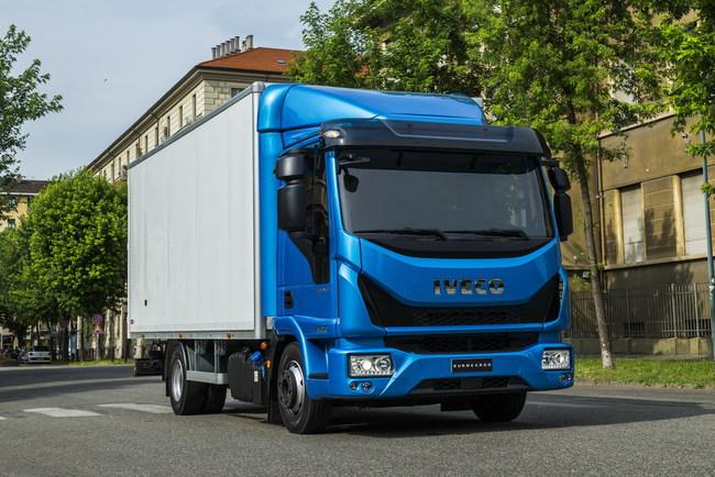 Новый Iveco Eurocargo выходит в свет