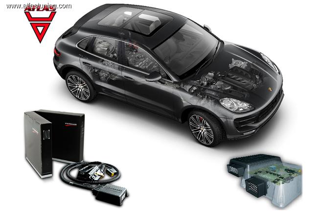 Представлены пакеты увеличения мощности для Porsche Macan