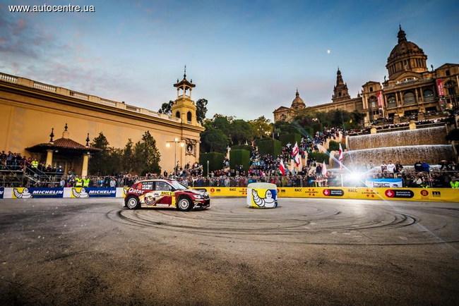 WRC: Испанская рулетка может определить судьбу титула в чемпионате поддержки