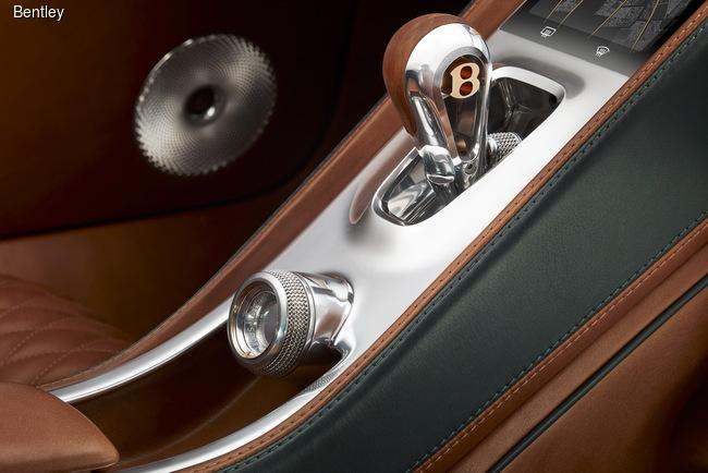 Bentley EXP 10 Speed 6 получил «золото»