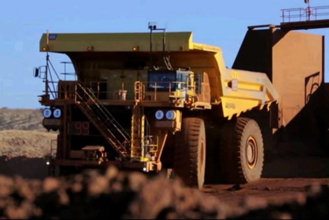 В Австралии работают беспилотные грузовики (+ВИДЕО)