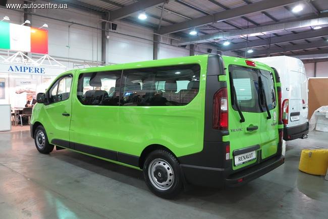 «ИнтерАГРО Комплекс 2015»: коммерческие автомобили Renault