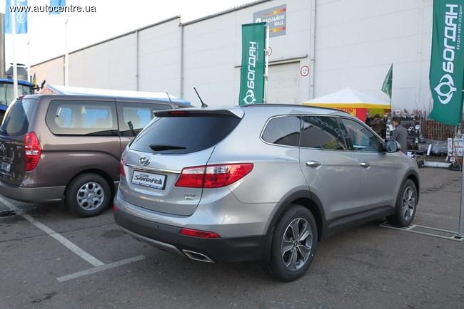 «Интер Агро 2015»: универсальные автомобили Hyundai
