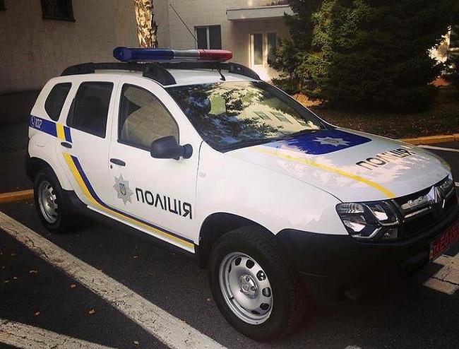 Новую полицию Украины «подсадят» на Renault