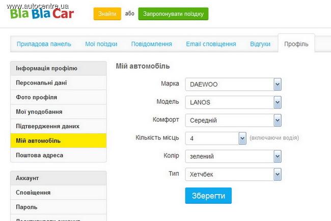 Сервис BlaBlaCar: Поехали с нами!