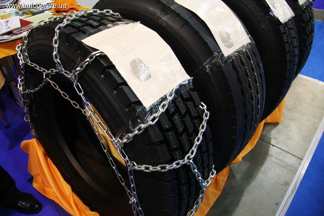 Автосалон TIR 2015: масла, шины и не только