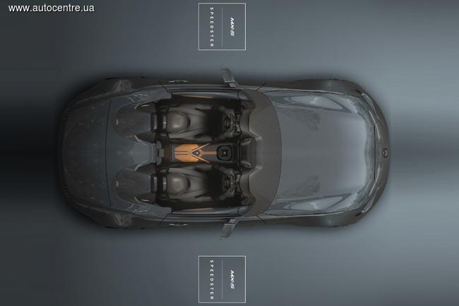 Mazda MX-5 Miata дебютирует на SEMA в новых ипостасях
