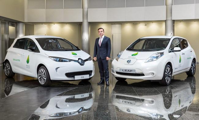 Карлос Гон, президент и генеральный директор Альянса Renault-Nissan