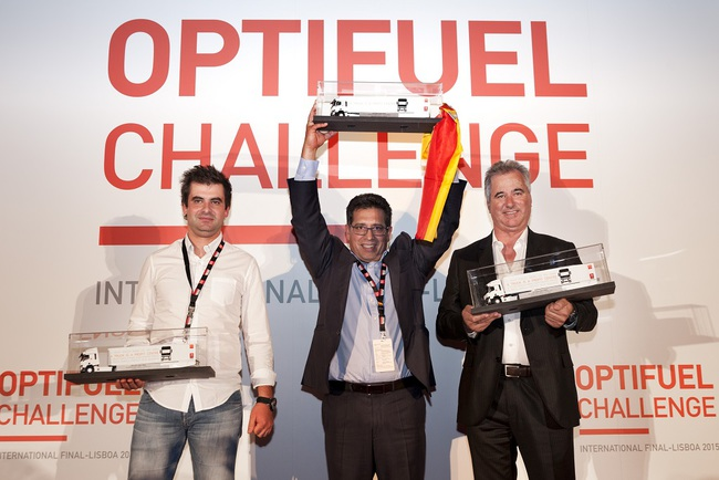 Optifuel Challenge 2015