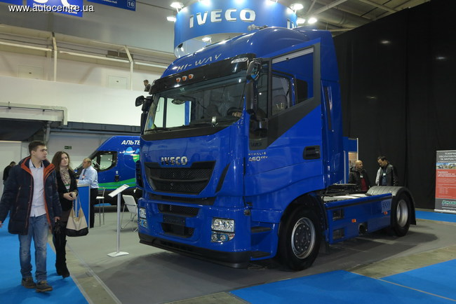 Коммерческий транспорт от АМАКО: новинки, сервис, запчасти
